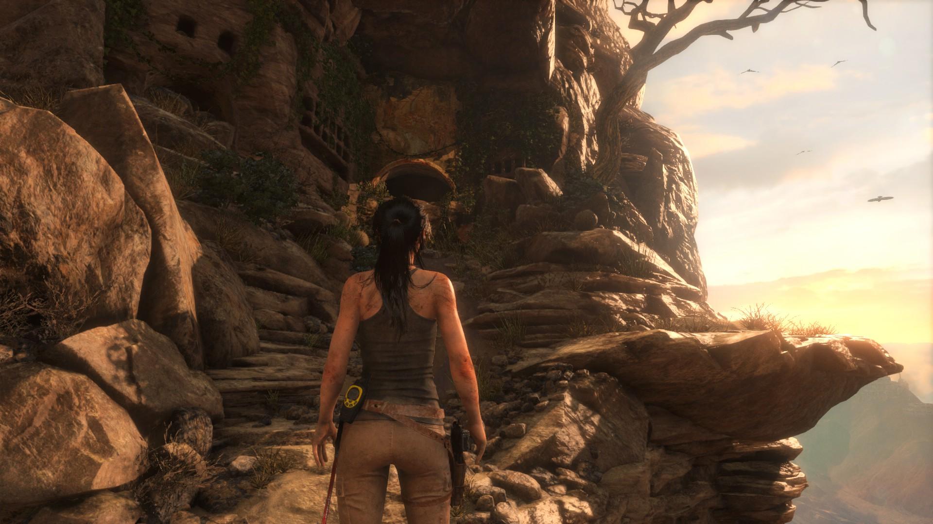 Tomb Raider Pocket Pc