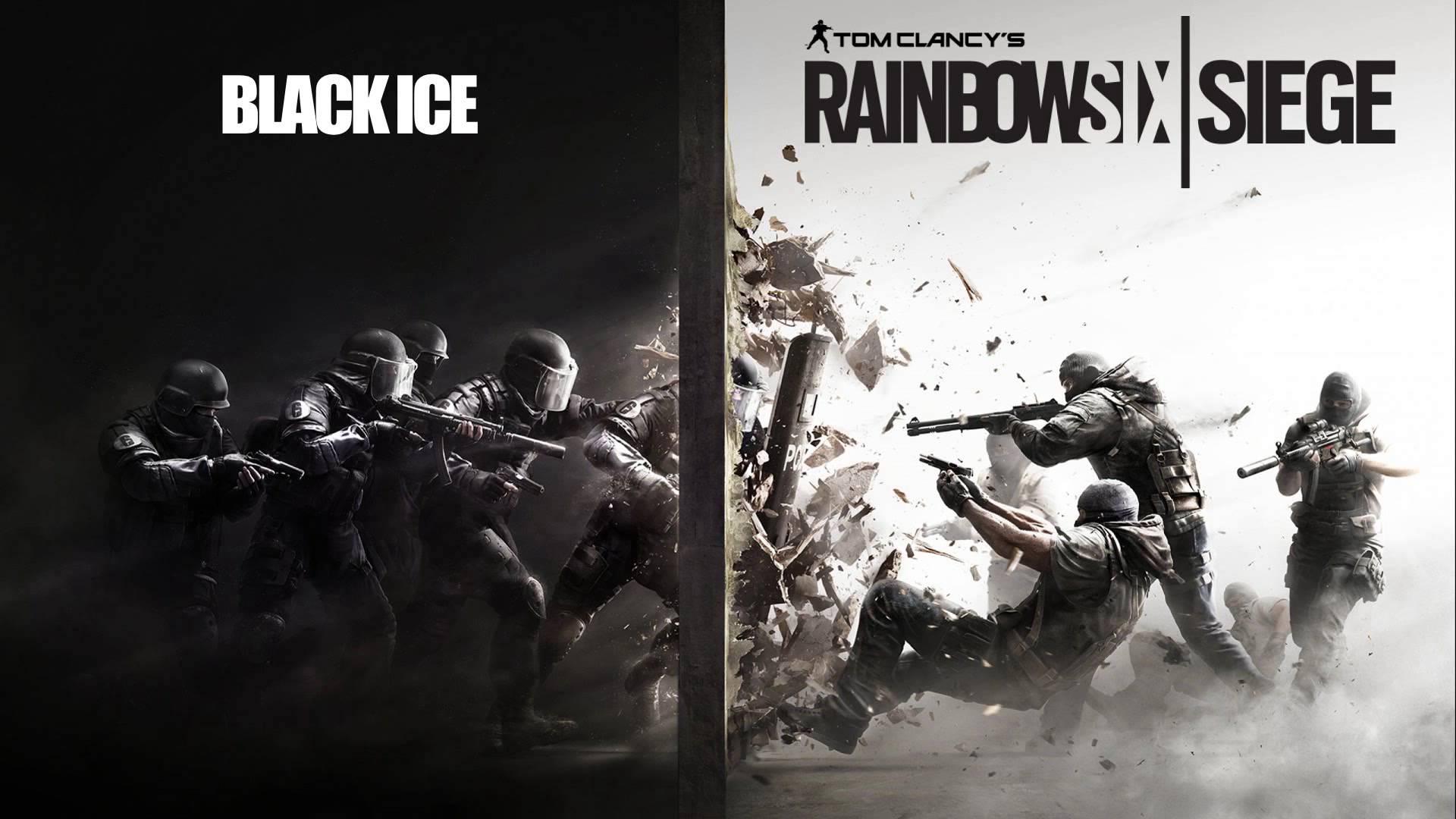 Tom Clancy's Rainbow Six Siege Black Ice