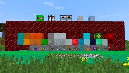 M-Ore Mod para Minecraft 1.10.2-gAMERSrd