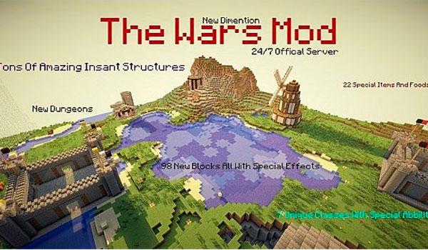 the-wars-mod-para-minecraft-1-10-2-gamersrd