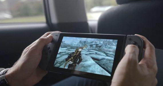 Mira el modo reposo de Nintendo Switch-GamersRD
