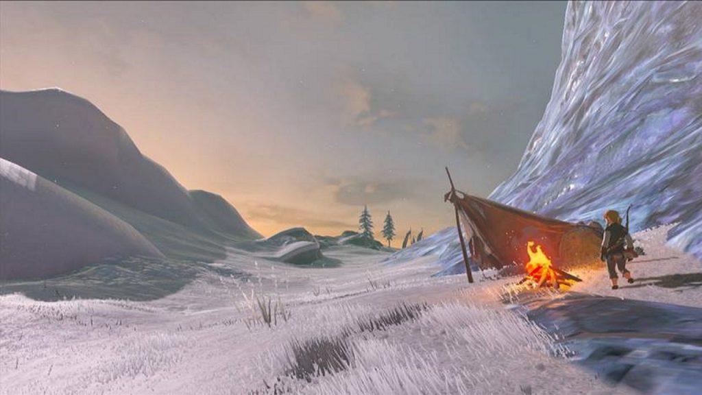 Nueva imagen de Zelda: Breath of the Wild GamersRD