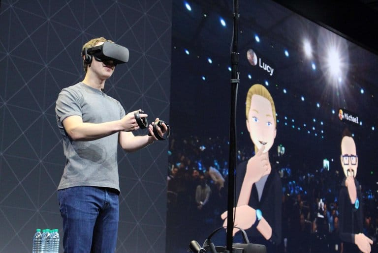Mark Zuckerberg testifica en el juico de Oculus vs ZeniMax