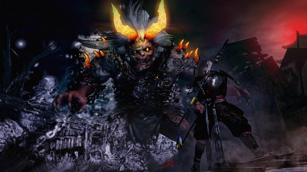 Demo del exclusivo de PS4 NiOh solo por 2 días en Japón
