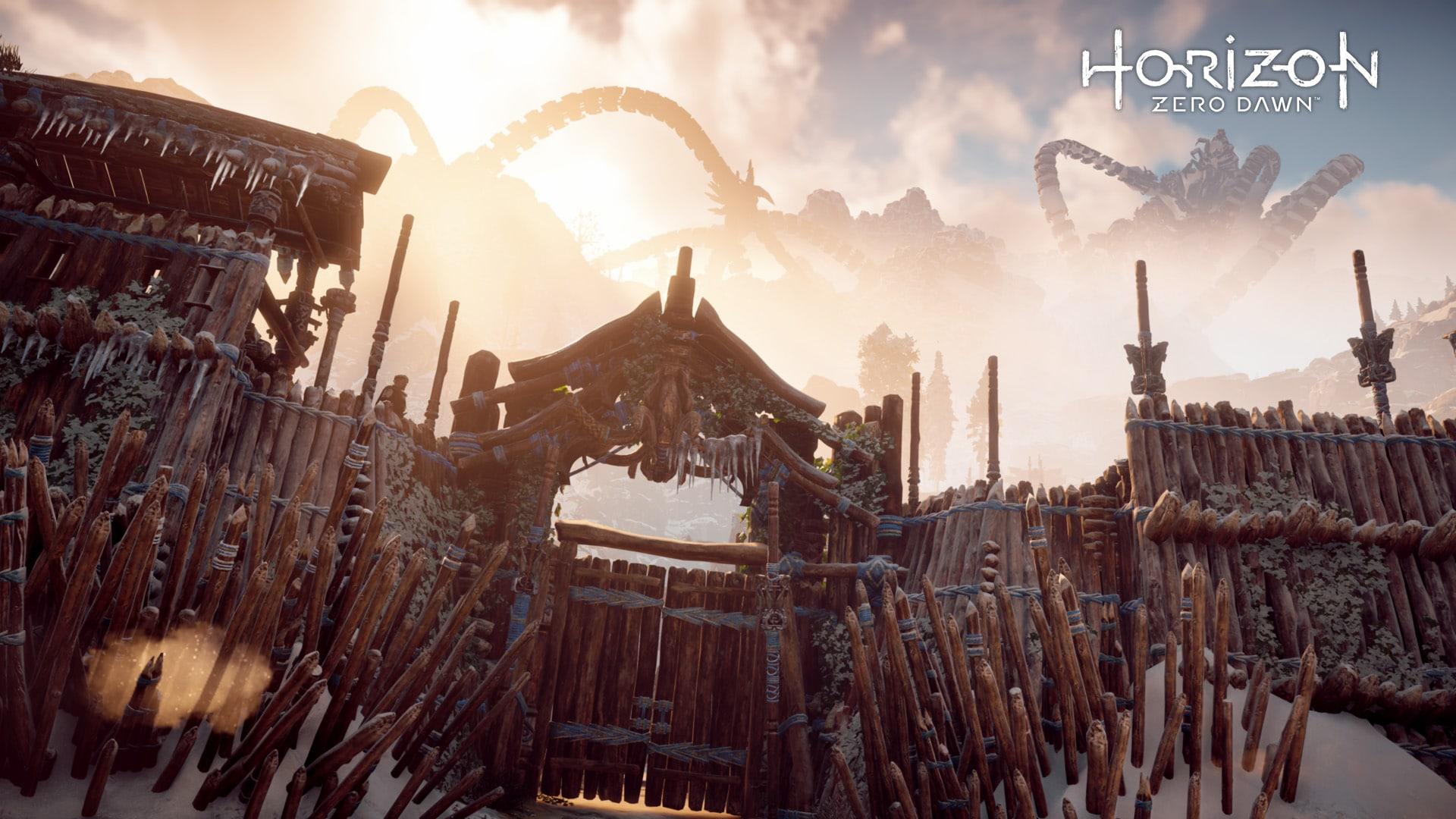 Chequea este gameplay de 20 minutos de Horizon: Zero Dawn