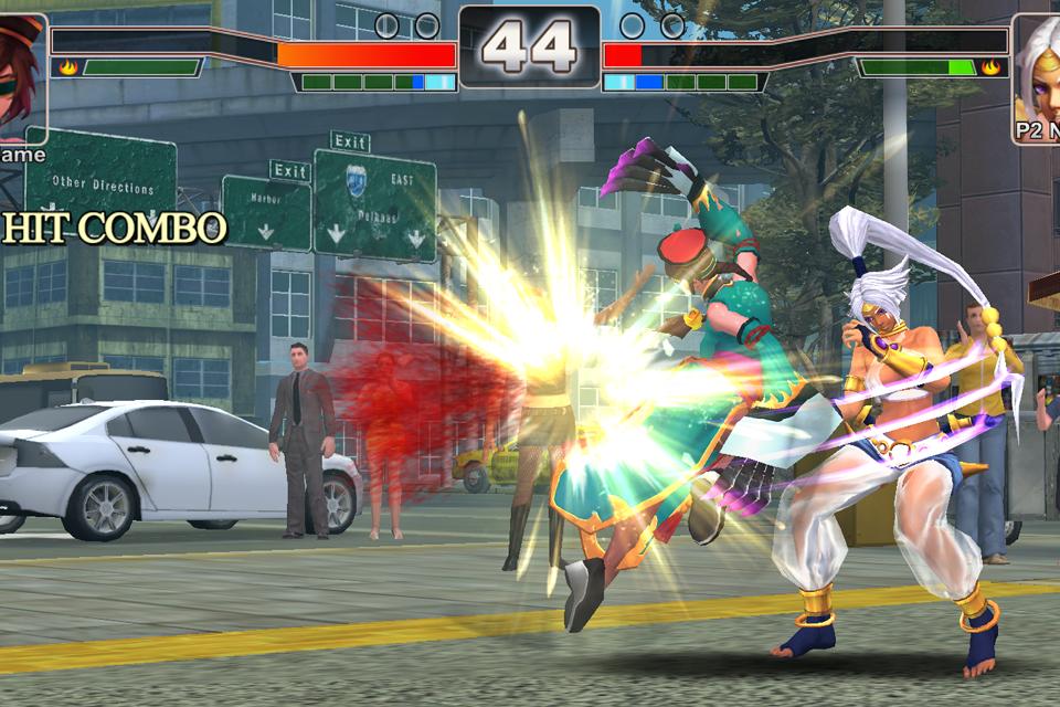 Fatal Fighter juego de lucha y solo mujeres