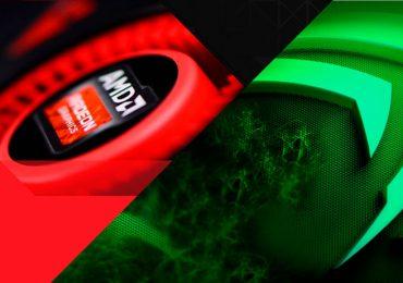 Nvidia, AMD, Tarjetas Gráficas, GTX, AMD, FPS, GPU, AMD RX