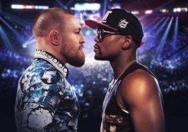 Alguien recreó una pelea de McGregor contra Mayweather en Punch-Out