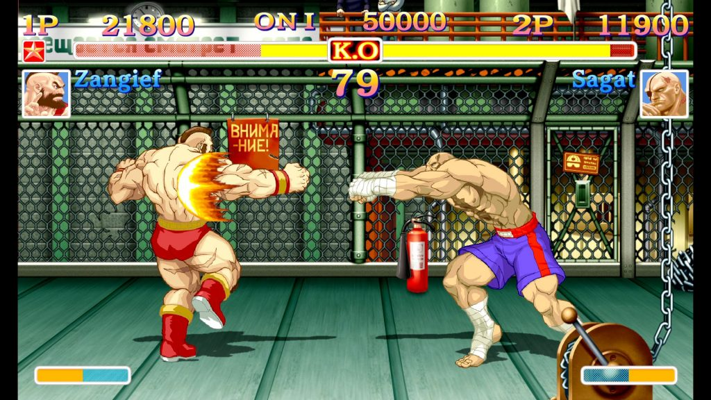 Capcom anuncia Ultra Street Fighter II The Final Challengers para Nintendo Switch-3-GamersRD