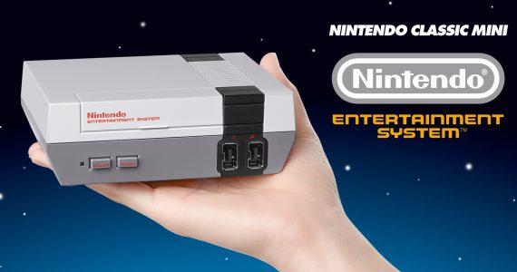 Classic Mini NES-gAMERSrd