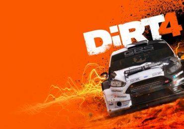 Codemasters anuncia 'DiRT 4' para PlayStation 4