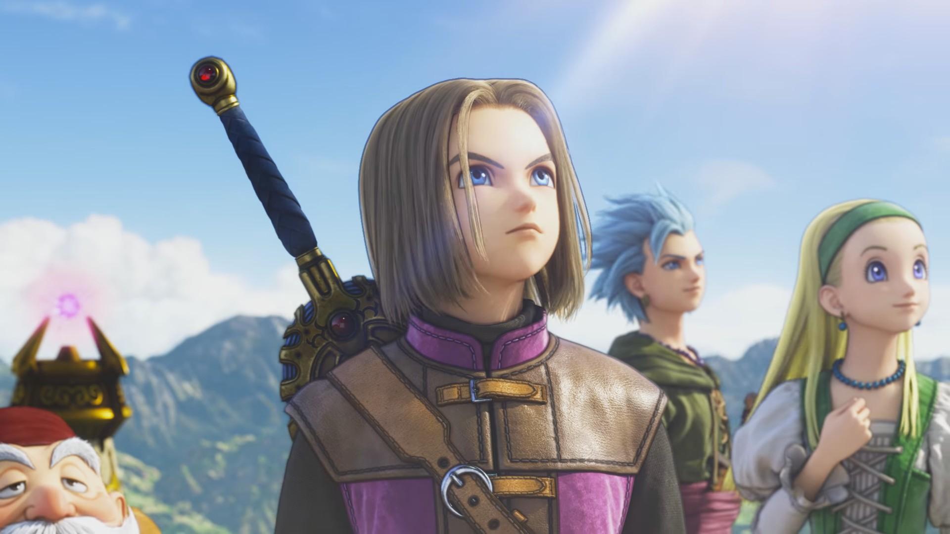 Dragon´s Quest XI usará diferentes arreglos musicales en PS4 y 3DS