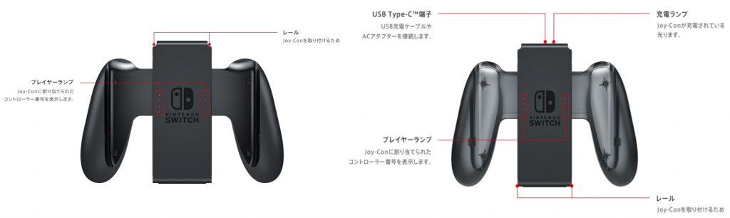 El Grip incluido en el pack de Nintendo Switch no cargara los Joy-Con GamersRD