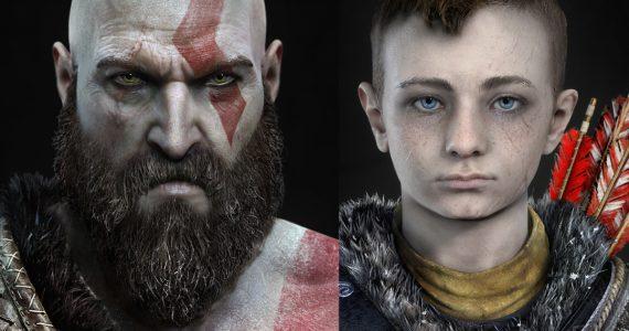 El nombre del hijo de Kratos ha sido revelado, es Atreus-GamersRD