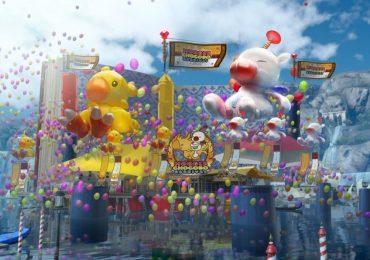 Final Fantasy XV Chocobo Carnival DLC GamersRD