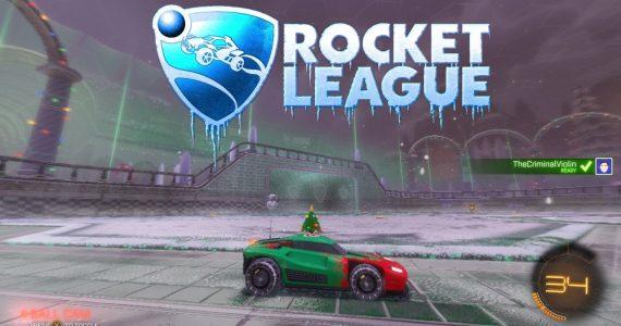 La actualización 1.27 en Rocket League agrega Snowy Utopia Coliseum-GamersRD