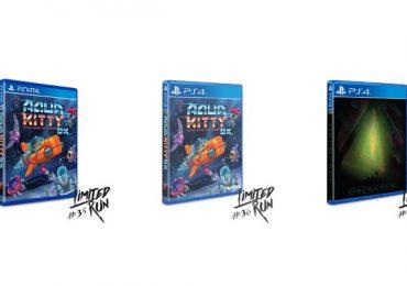 Limited Run Games anuncia los primeros títulos del 2017: Oxenfree y Aqua Kitty DX
