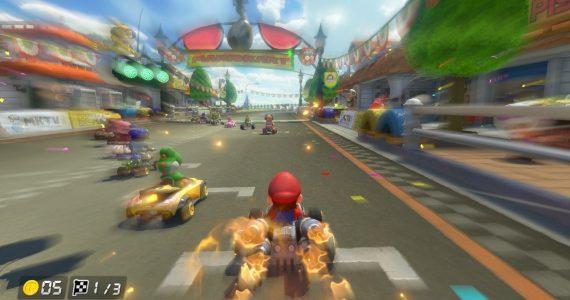 Mario Kart 8 Deluxe se ejecutará a 60 FPS-GamersRD