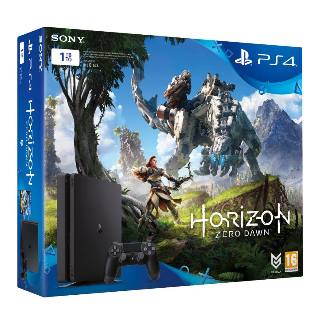 Mira el nuevo bundle de Horizon Zero Dawn en PS4 con 3 meses de PS Plus-GamersRD