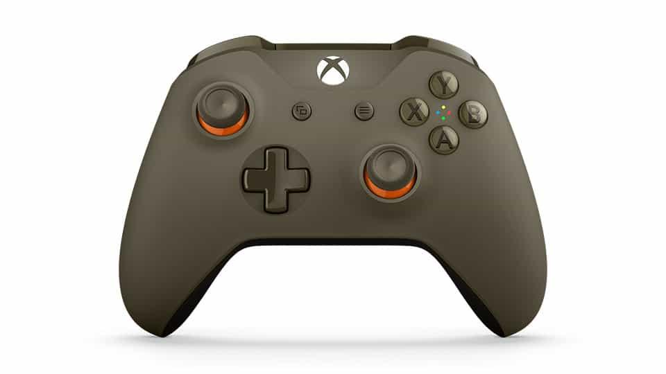 Mira el nuevo control verde naranja de Xbox One que se lanzará el 24 de enero-GamersRD