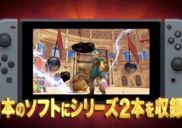 Mira el trailer de Dragon Quest Heroes I-II para Nintendo Switch-GamersRD