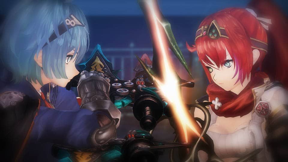 Nights of Azure 2 exclusivo de PS4/Vita retrasado