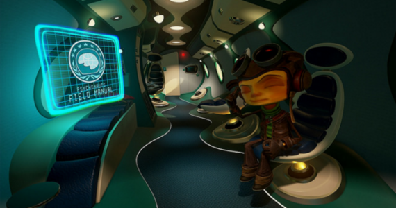 Psychonauts in the Rhombus of Ruin lanza Nuevo trailer 360