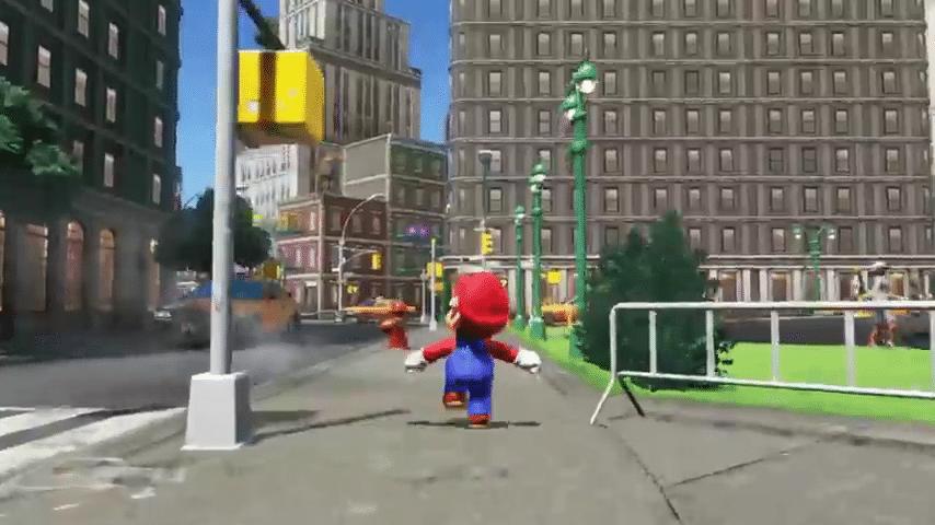 Miyamoto asegura que Super Mario Odyssey será más hardcore