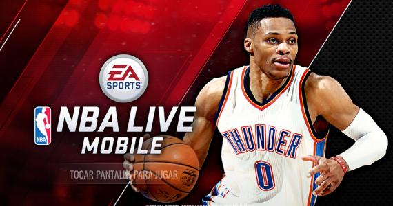 NBA Live Mobile Game presenta problemas de conexion