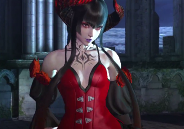 Tekken 7 muestra a Eliza su nuevo personaje [Trailer]-GamersRD