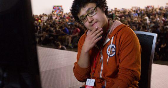 campeón de 16 años Smash 4 Leonardo Perez-GamersRD