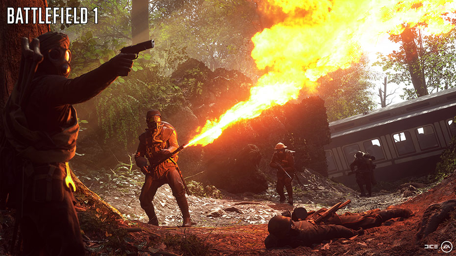El primer Dlc de Battlefield They Shall Not Pass Gamers RD