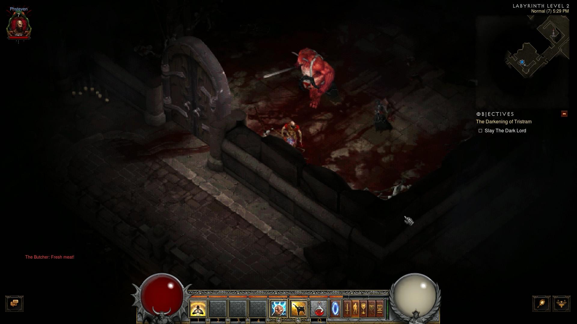 De vuelta a Diablo original con la actualización 2.3.4