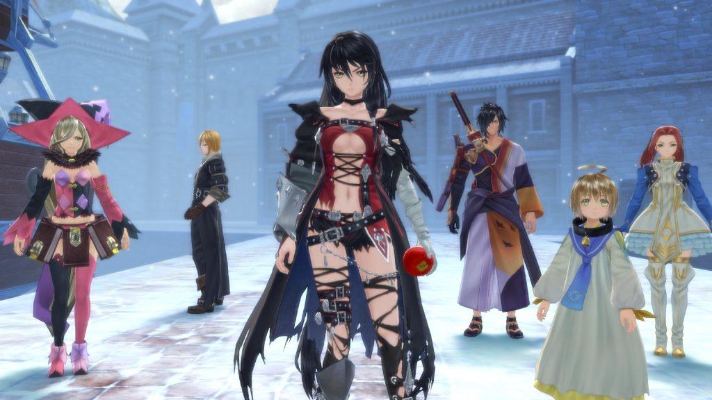 Bandai Namco lanza demo de Tales of Berseria