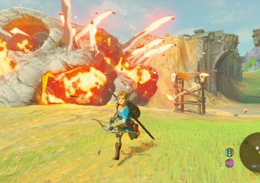 Zelda: Breath of the Wild no usara el HD Rumble en el Nintendo Switch