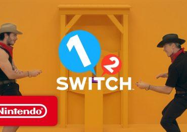 1-2 Switch tendrá 28 minijuegos.