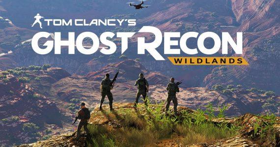Ghost Recon Wildlands Ubisoft