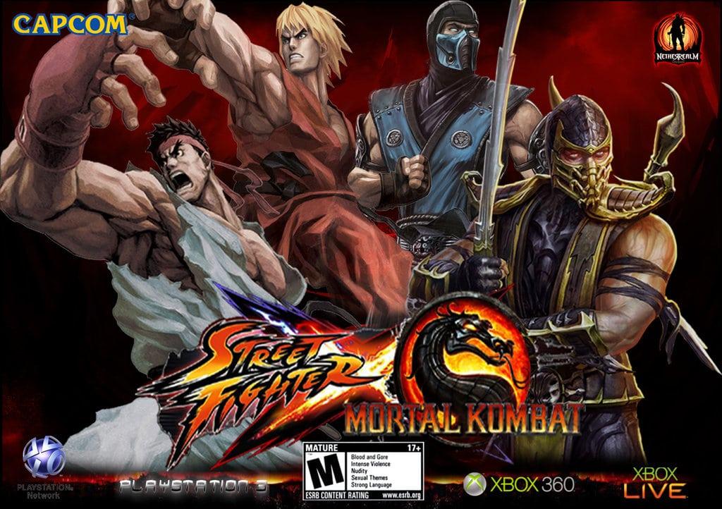 Ed Boon habla sobre un crossover entre Mortal Kombat y Street Fighter 1