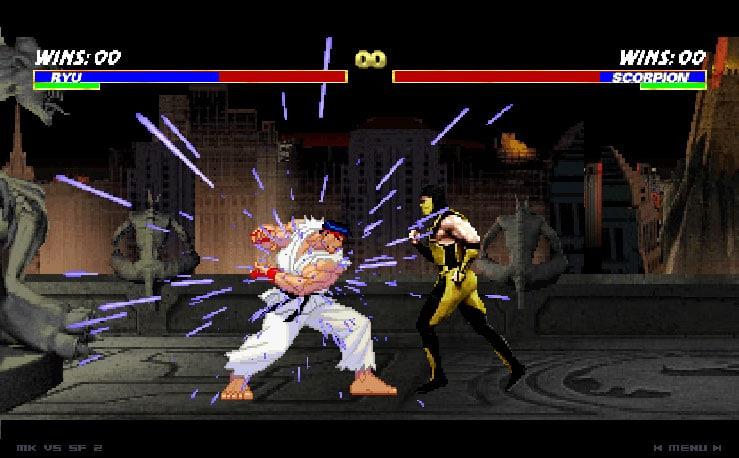 Ed Boon habla sobre un crossover entre Mortal Kombat y Street Fighter 2
