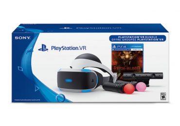 El bundle de PlayStation VR volverá la semana próxima -gAMERSrd