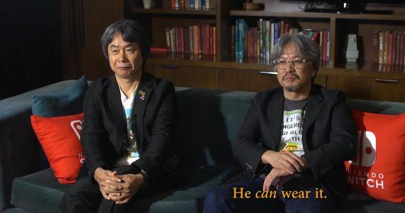 El nombre completo de Link es 'Link Link', dice Miyamoto-GamersRD