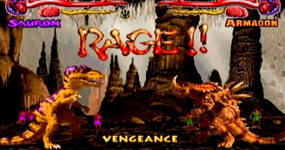 Primal Rage 2