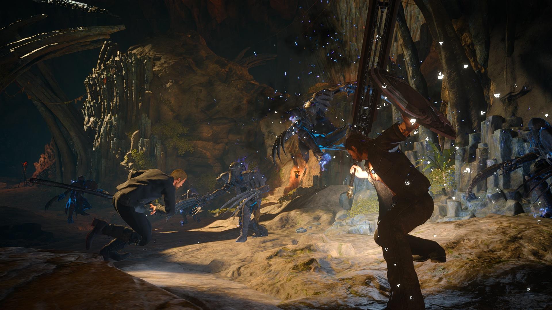 Chequea los detalles del DLC de Gladiolus en Final Fantasy XV
