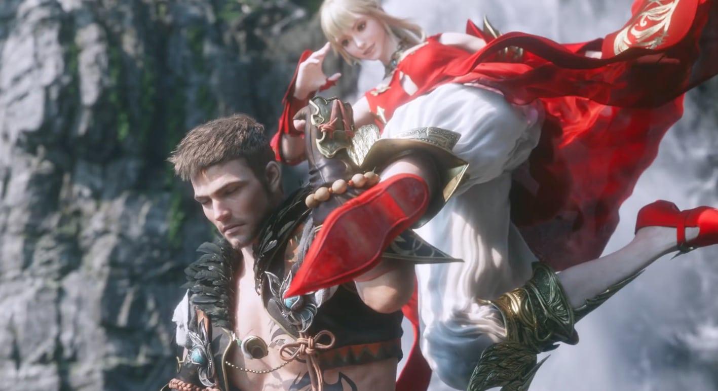 Final Fantasy XIV: Stormblood nuevo contenido en Fan Fest 2017
