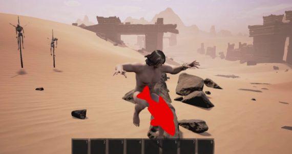 Conan Exiles utiliza Mods para hacer todo Gigante (pene incluido) GamersRD