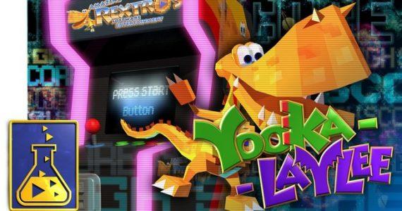 Primer tráiler del multijugador de Yooka-Laylee GamersRD