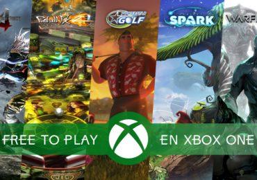 Lista de juegos gratis disponible en Xbox One GamersRD