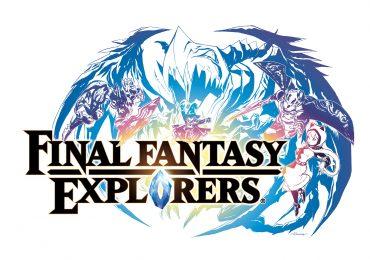 Final Fantasy: Explorers Force para Android y IOS revelado por Famitsu GamersRD