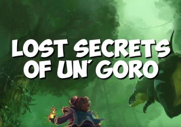 ¿Los Secretos Perdidos de Un'Goro, próxima expansión Hearthstone? (Rumor) GamersRD