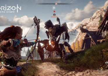 Horizon Zero Dawn es una obra maestra en PS4 Pro GamersRD